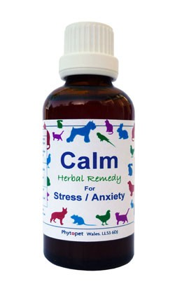Phytopet Calm Stress Anxiety Relief All Natural