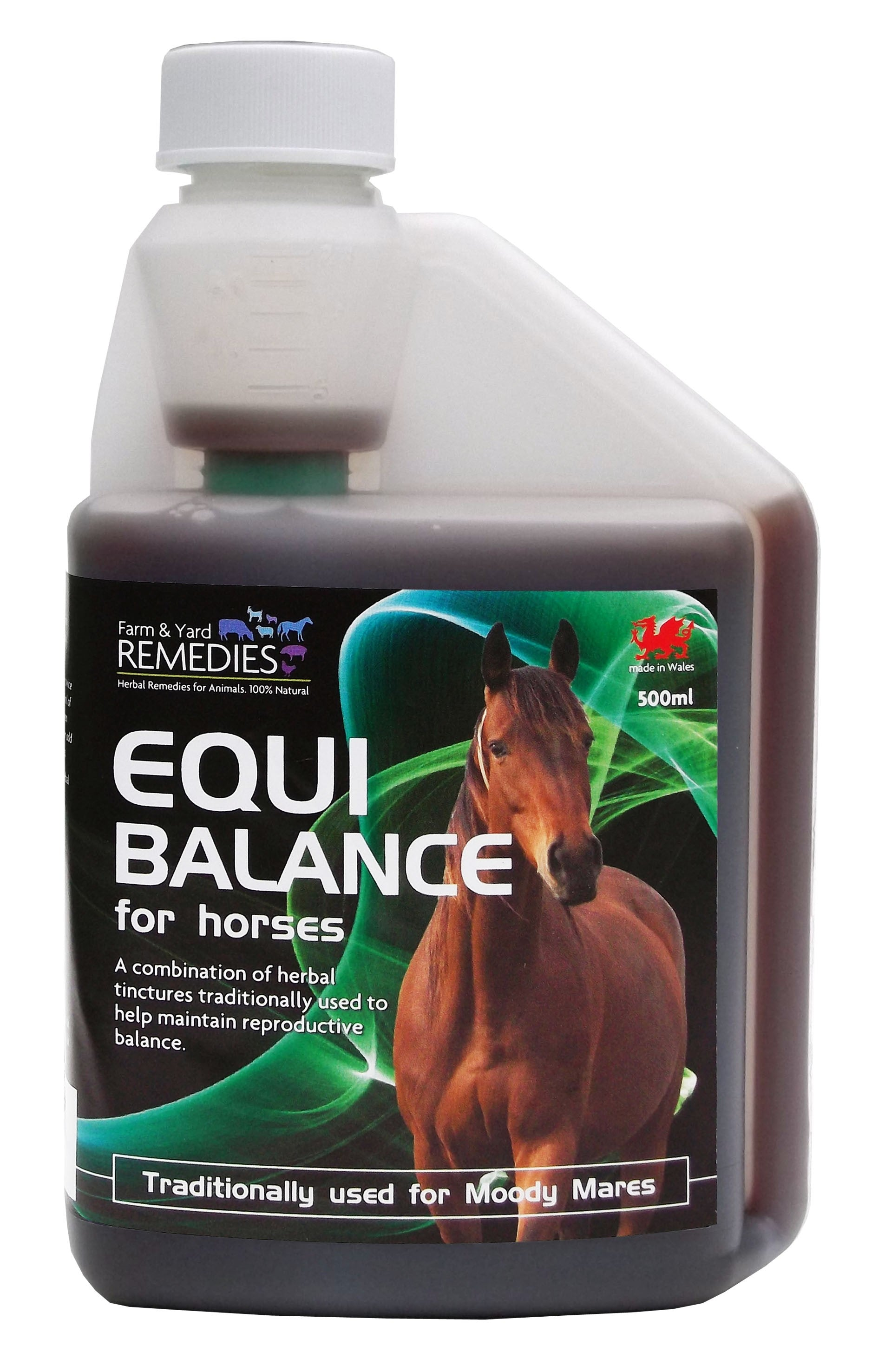 Farm and Yard Remedies Equi Balance Hormonal Support Herbal Supplement for Horses All Natural