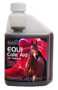 Farm and Yard Remedies Equ Colic Acid Herbal Supplement for Horses All Natural