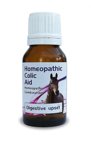 Farm and Yard Remedies Homeopathic Colic Aid Supplement for Horses