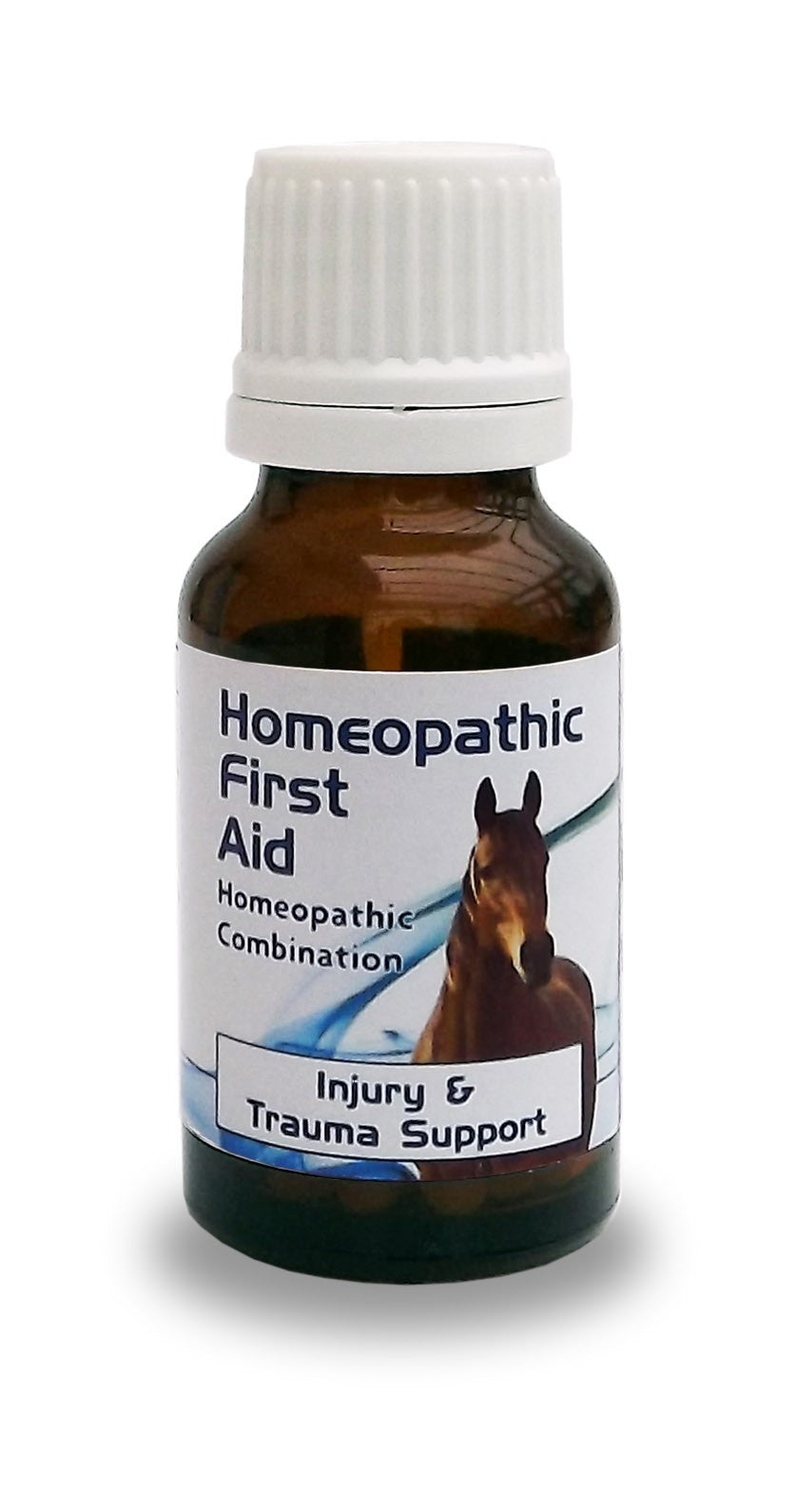 Farm and Yard Remedies Homeopathic First Aid Injury and Trauma Support Supplement for Horses