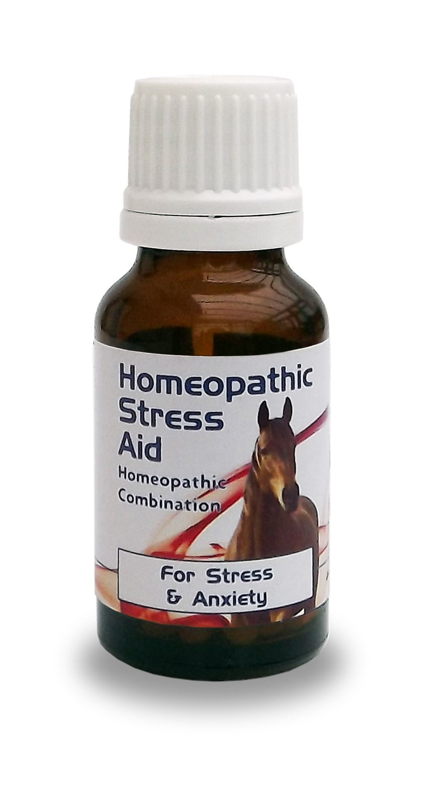 Farm and Yard Remedies Homeopathic Stress Aid Stress and Anxiety Relief Supplement for Horses