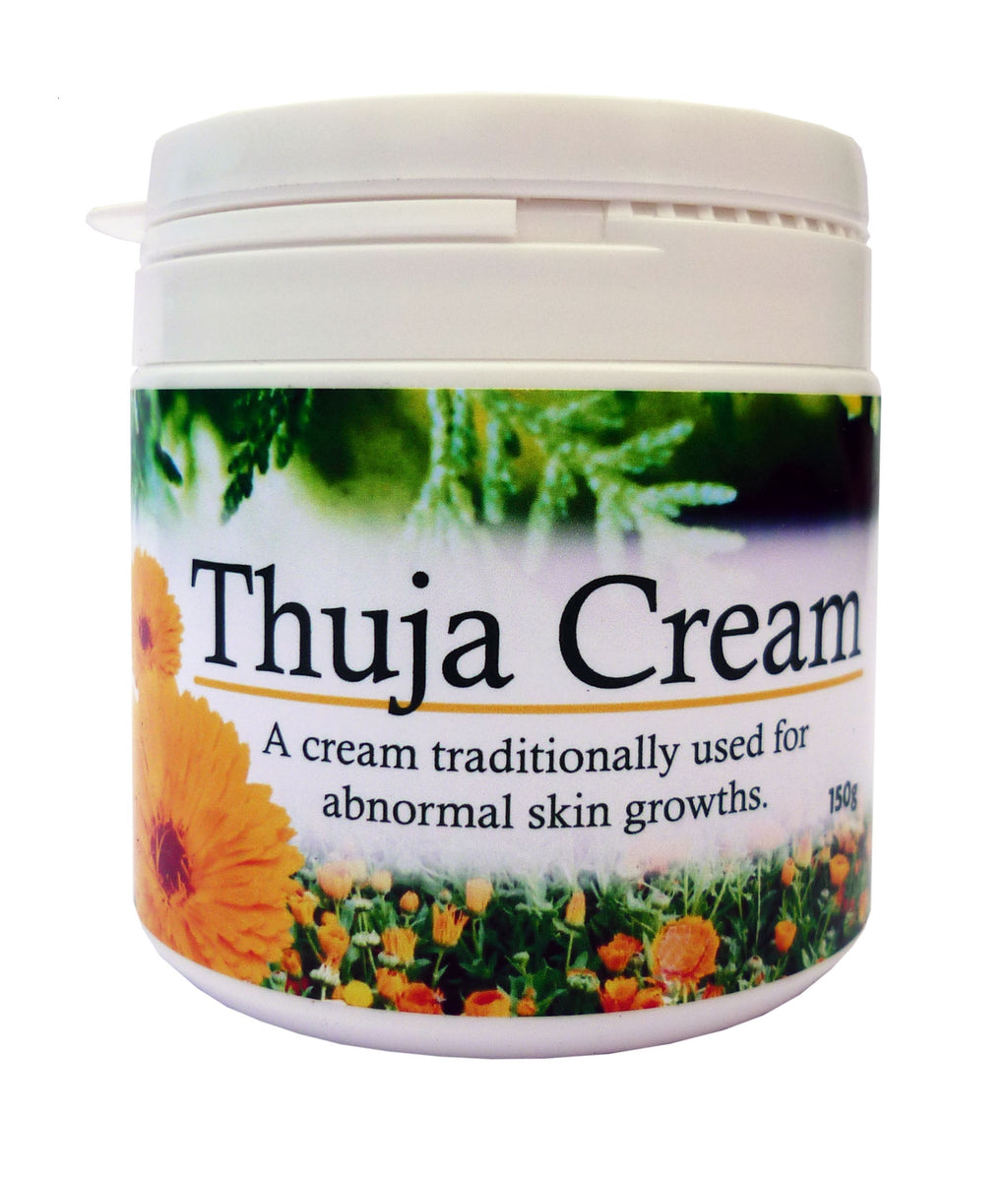 Farm and yard Remedies Thuja Cream Anti-viral Soothing Cream for Abnormal Skin Growths All Natural