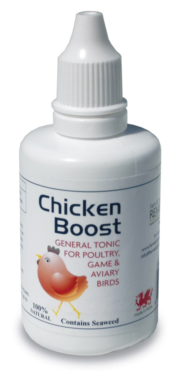 Phytopet Chicken Boost General Wellbeing Tonic Poultry Small Birds All Natural