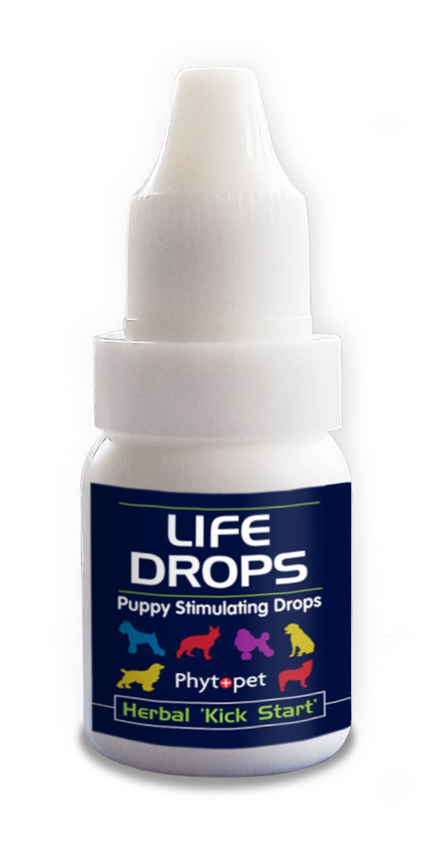 Phytopet Life Drops Heart Protective Vital Kick Start for New Born Animals