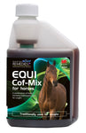 Farm and Yard Remedies Equi Cof Mix Respiratory Lung Function and Breathing Support Herbal Supplement for Horses All Natural