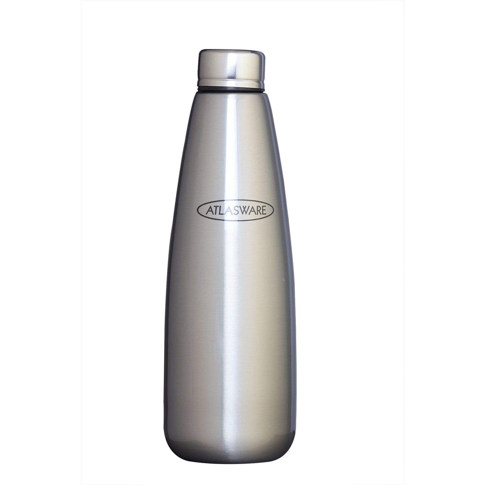 Stainless Steel Fridge Bottle - Grey