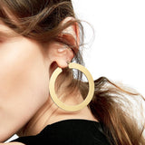Hoop earrings JOCELYN - Shop Fige