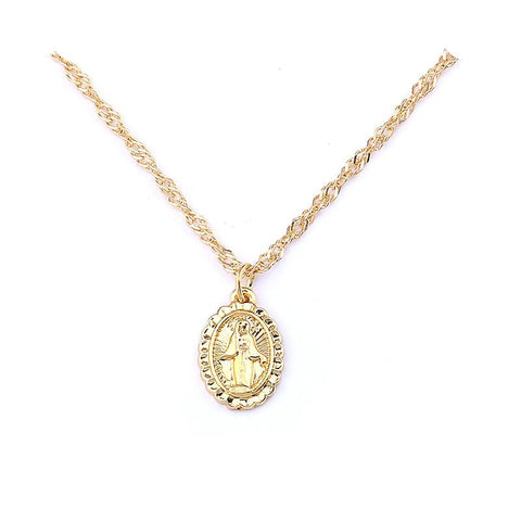Necklace SAINT MARY - Shop Fige