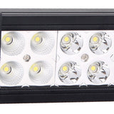 "Senlips M3EP 2X 14"" 72w Flood Spot Combo Beam LED Light Bars"