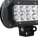 "Senlips C3CR 2X 7"" 36w Flood Beam LED Light Bars"