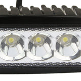 Senlips X3EP 2X 18w Spot Fog LED Lights