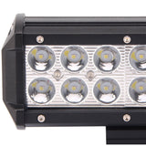 "Senlips C3CR 2X 7"" 36w Spot Beam LED Light Bars"