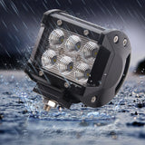 Senlips C3CR 2X 18w Spot CREE LED Light Pods
