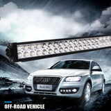 "Senlips S3EP 22"" 120w Flood Spot Combo Beam LED Light Bar"