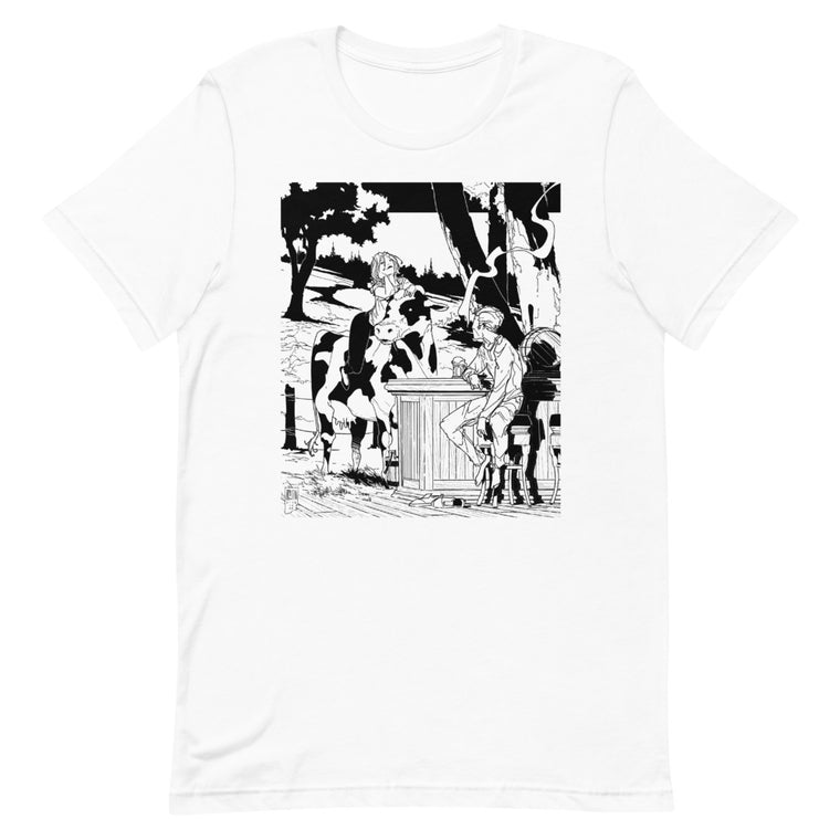 Missing WillShort-Sleeve Unisex T-Shirt