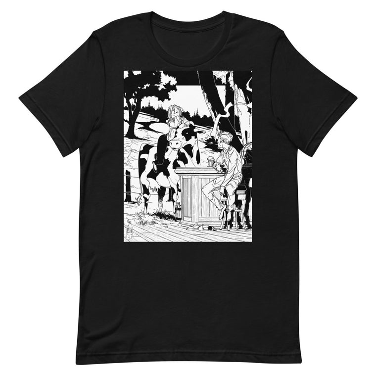 Missing Will Short-Sleeve Unisex T-Shirt
