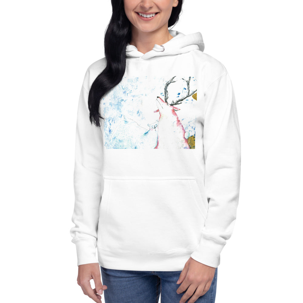 """Quest for Love"" Unisex Hoodie"