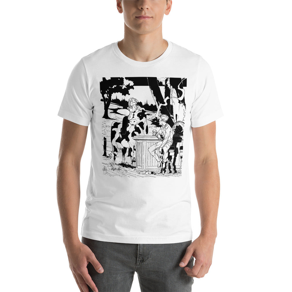 """Missing Will"" Short-Sleeve Unisex T-Shirt"