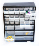 Storage Cabinet Drawers 39 Plastic Tool Box Containers Organiser Cupboard