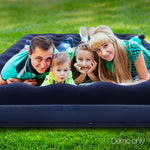 Bestway Twin Double Inflatable Air Mattress - Navy