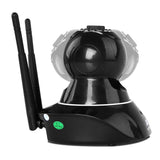 UL Tech Set of 2 720P WIreless IP Cameras - Black