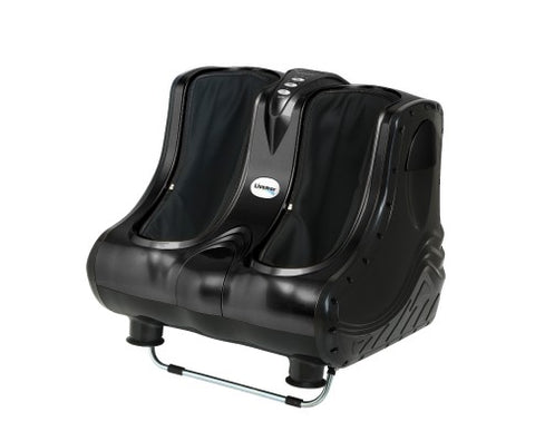 Calf & Foot Massager - Black