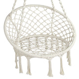 Gardeon Hammock Swing Chair - Cream