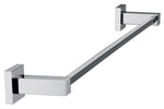 Classic Chrome Towel Bar Rail Bathroom