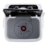 Devanti 4.6KG Mini Portable Washing Machine - Black