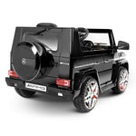 Rigo Kids Ride On Mercedes Benz G65 - Black
