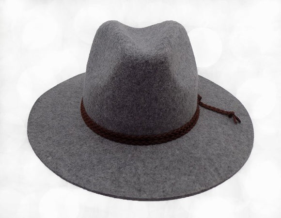 Panamas Hat | Grey