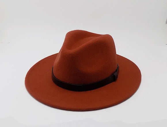 Panamas Hat | Rust