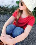 TWEEN | Girls V-neck