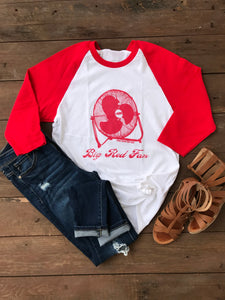 """BIG RED FAN"" 