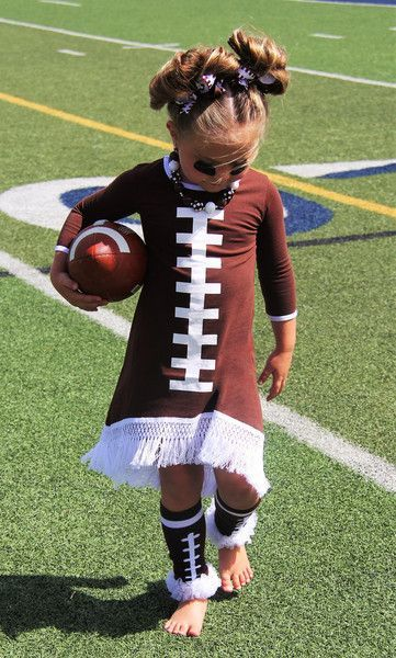 GIRLS | Football Dress