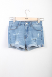 Black Label | Denim Shorts