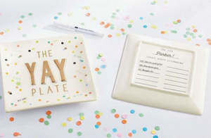The YAY Plate | Mud Pie