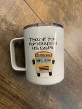 Bus Driver Appreciation - End of Year - Stainless Coffee Mug