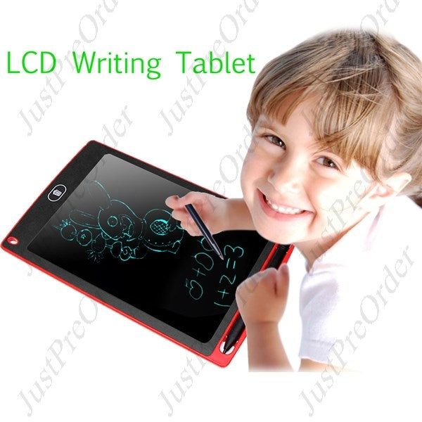 Ultra Thin 8.5 Inch LCD Writing Tablet With Pen