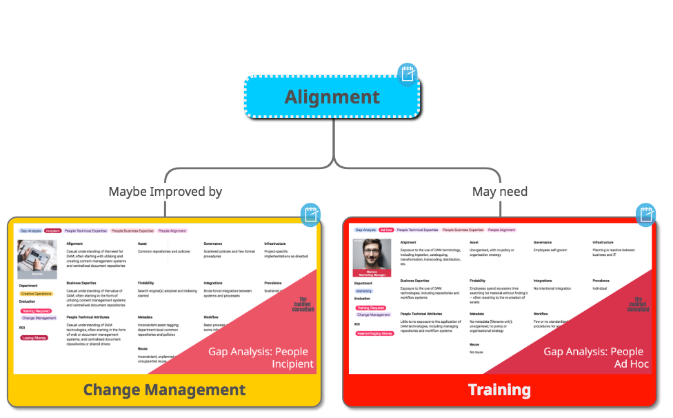 Change Management and or Training Needs