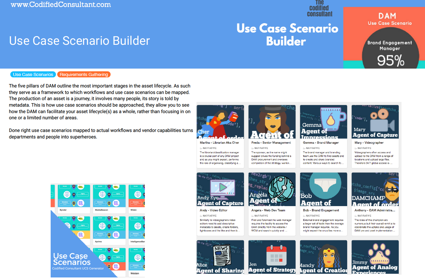 Step 5: Use Case Scenarios