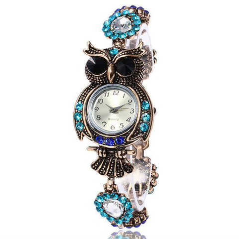 Creative Owl Women's Watches