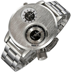 Silveriffic Metal Watch