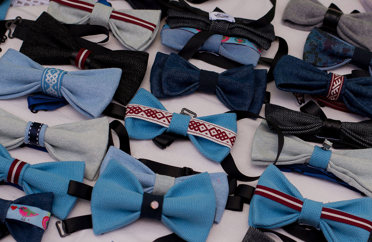 All You Need To Know About Bow Ties