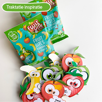 TREAT INSPIRATION – FUNKY FRUIT TREATS