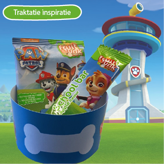 TREAT INSPIRATION – PAW PATROL TREATS