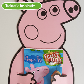 TREAT INSPIRATION – PEPPA PIG