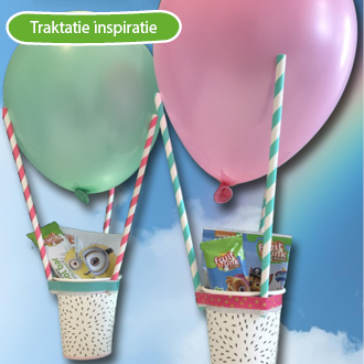 TREAT INSPIRATION – HOT AIR BALLOON