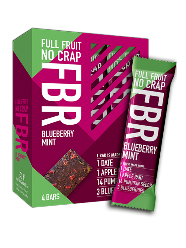 FBR Blueberry Mint